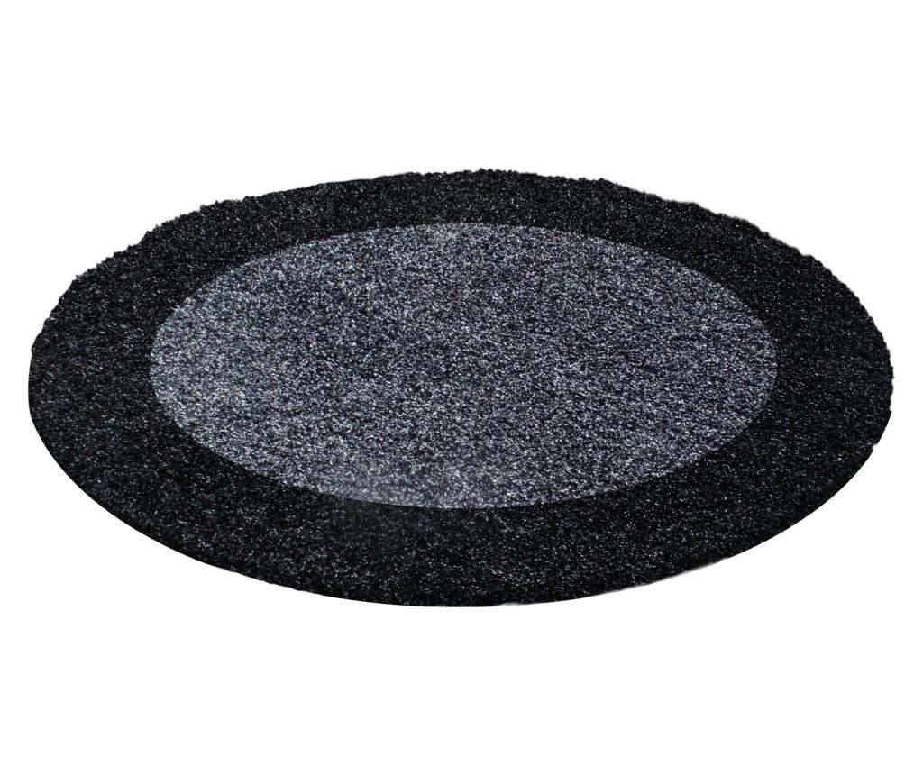 Covor Life Anthrazit 200x200 cm - Ayyildiz Carpet, Gri & Argintiu
