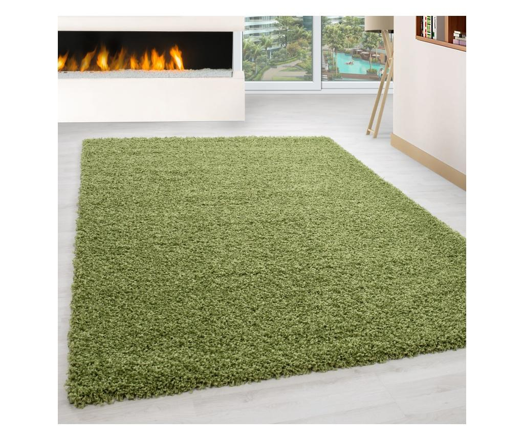 Covor Life Green 80x250 cm - Ayyildiz Carpet, Verde