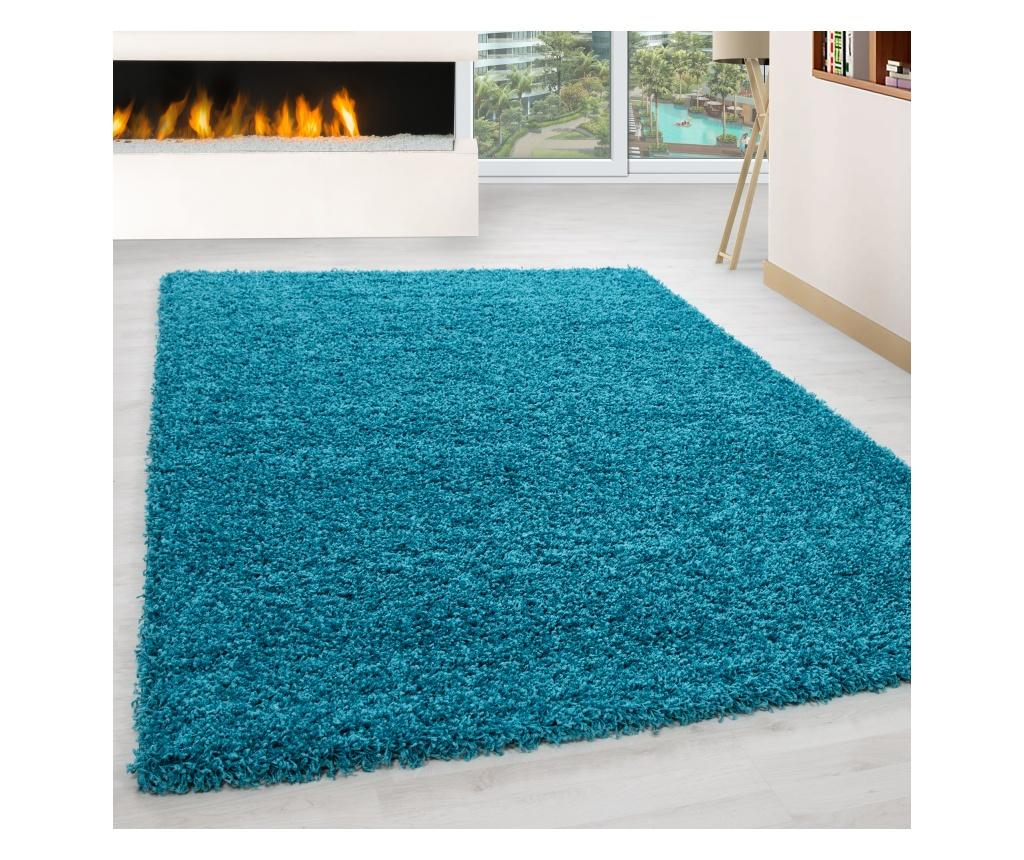 Covor Life Turkis 200x290 cm - Ayyildiz Carpet, Albastru