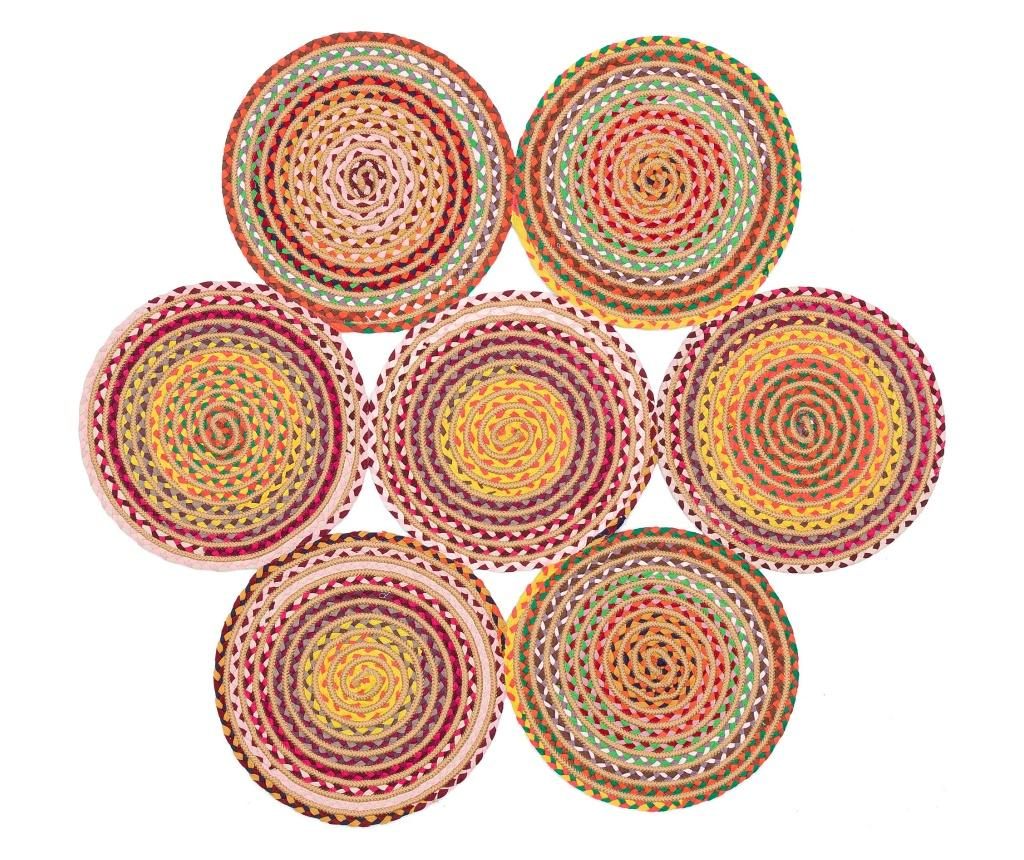 Covor 120 cm - Eko Halı, Multicolor