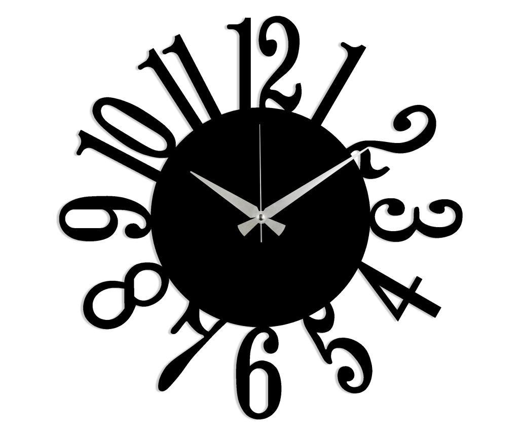 Ceas de perete - Tanelorn, Negru