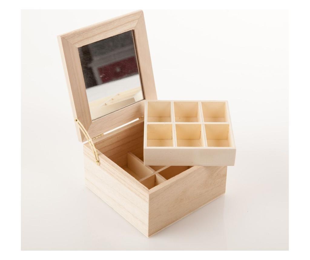 DIY Simple Ékszertartó doboz