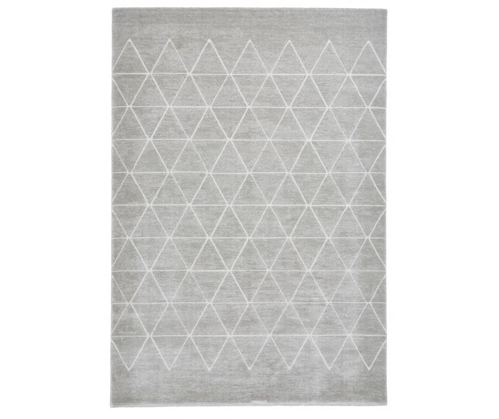 Covor Aurora 160x220 cm - Think Rugs, Gri & Argintiu