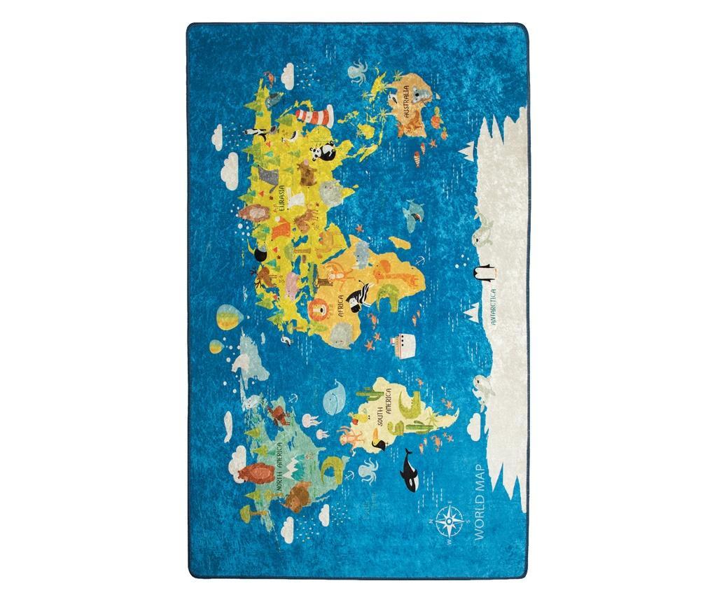 Covor 140x190 cm - Chilai, Multicolor