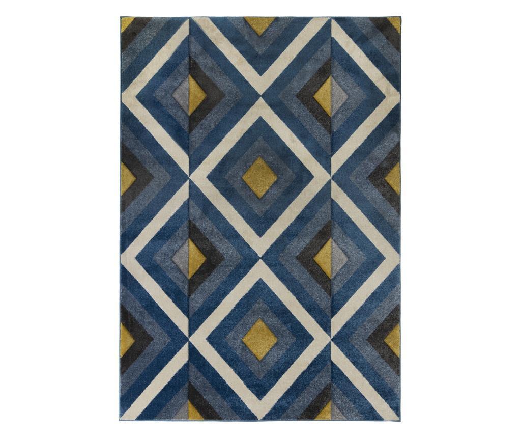 Covor Paloma Blue 120x170 cm - Flair Rugs, Albastru