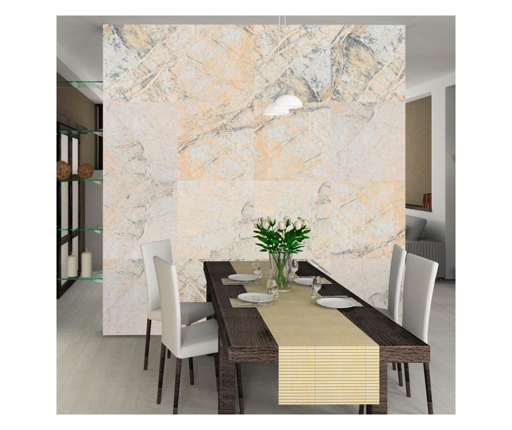 Tapet Beauty of Marble 1000x50 cm - Artgeist, Multicolor