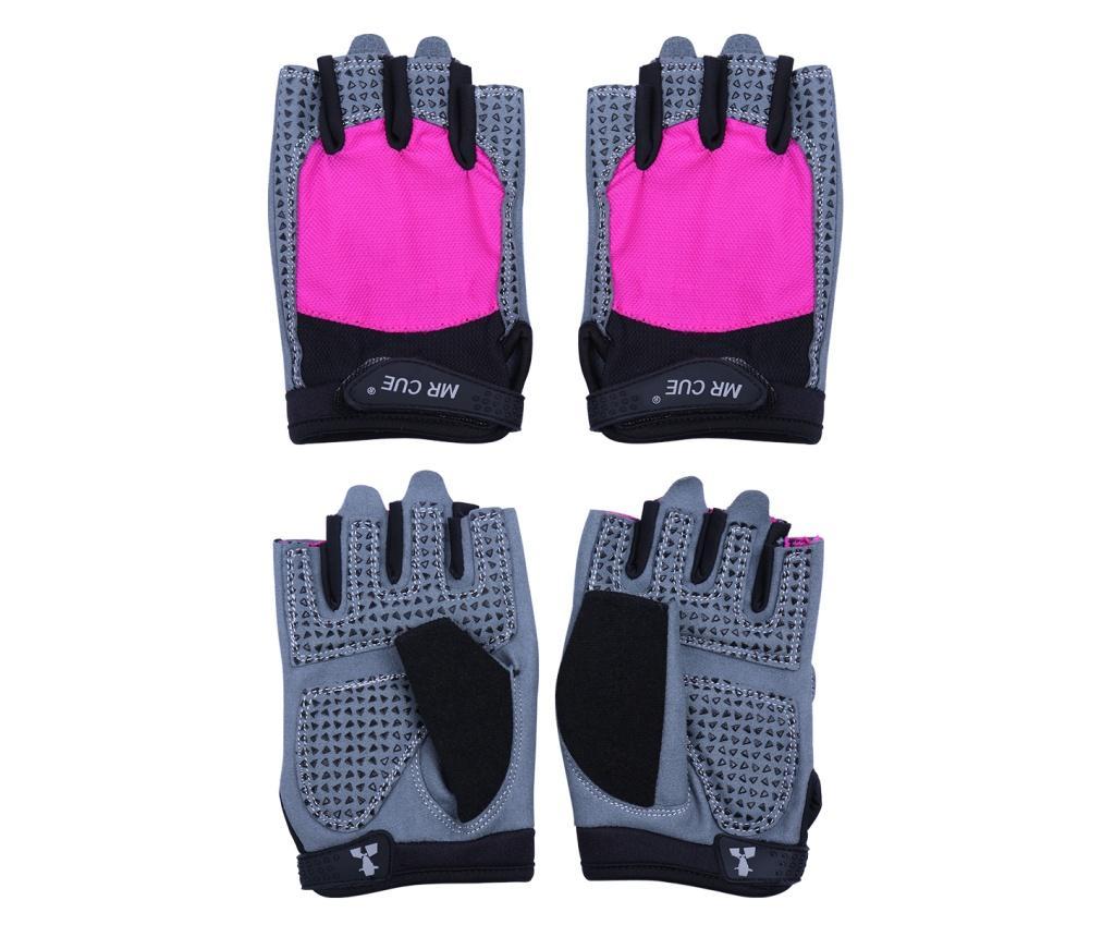Levně Bodybuildingové rukavice