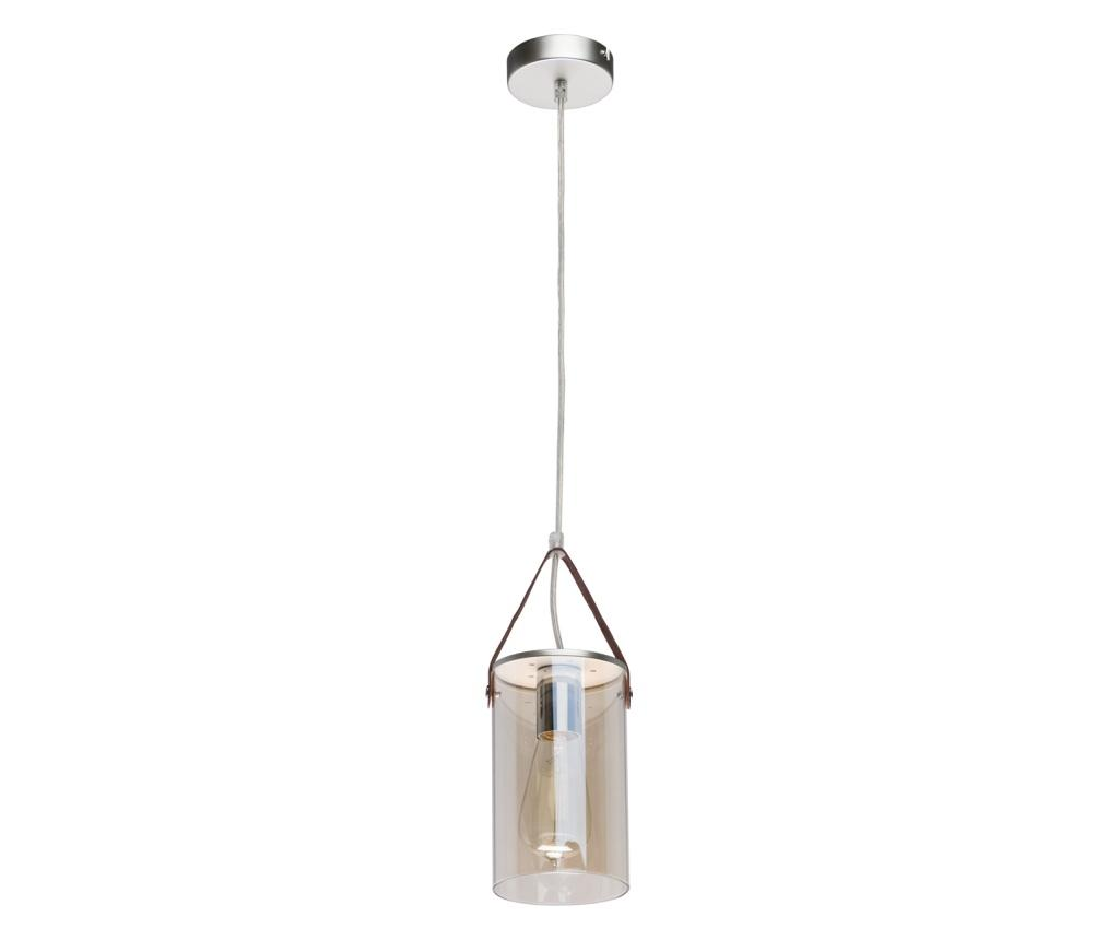 Lustra Alpha - Functional Lighting, Gri & Argintiu,Maro