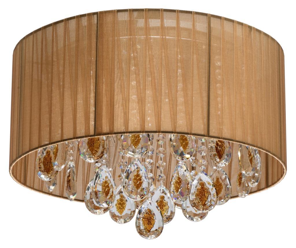Lustra Jacqueline - Classic Lighting, Gri & Argintiu