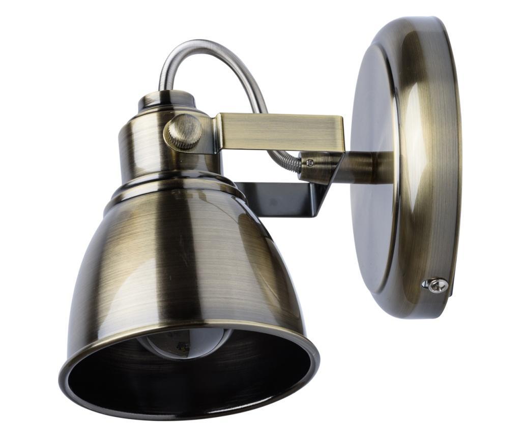 Aplica de perete Orion Brass - Functional Lighting, Maro