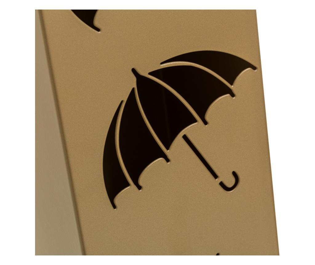 Suport pentru umbrele - Casa Selección, Galben & Auriu