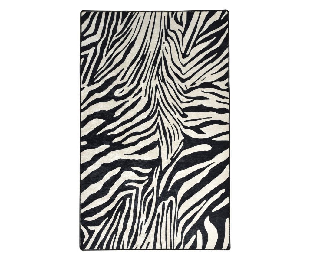 Covor Zebra 100x200 cm - Chilai