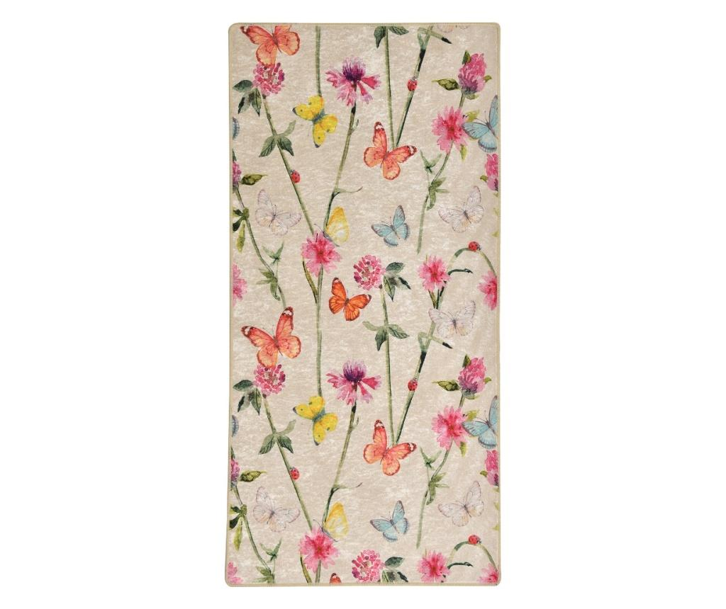 Covor Butterfly 80x200 cm - Chilai