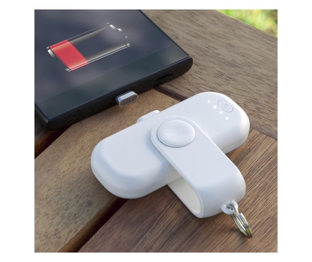 Bateria externa Magnetic Pocket - InnovaGoods
