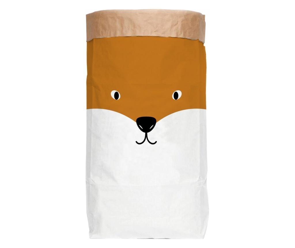 Papirnata vrečka Fox