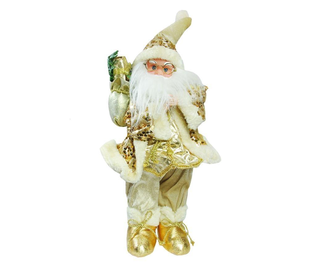 Dekoracija Golden Santa