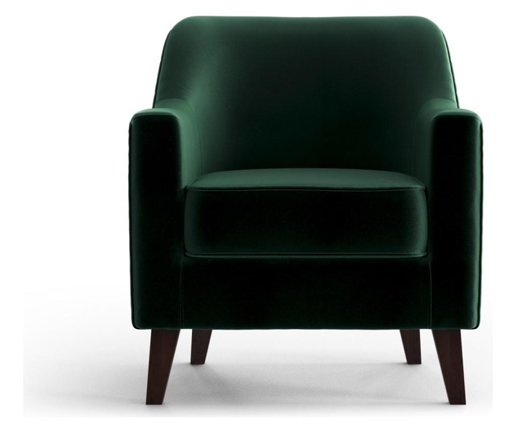 Brochant Uni Green Fotel