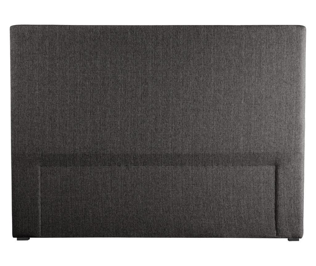 Uzglavlje kreveta Jade Anthracite 140x118 cm
