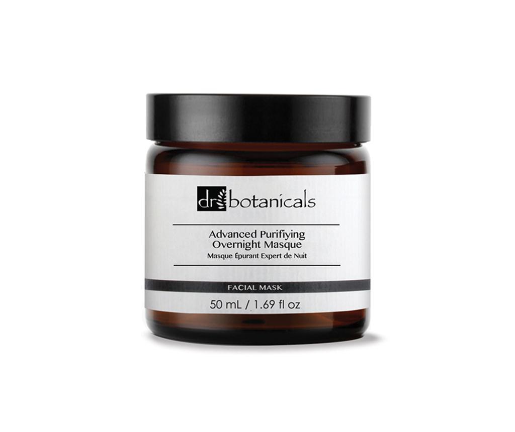 Masca pentru fata Advanced Purifying Overnight 50 ml - Dr Botanicals
