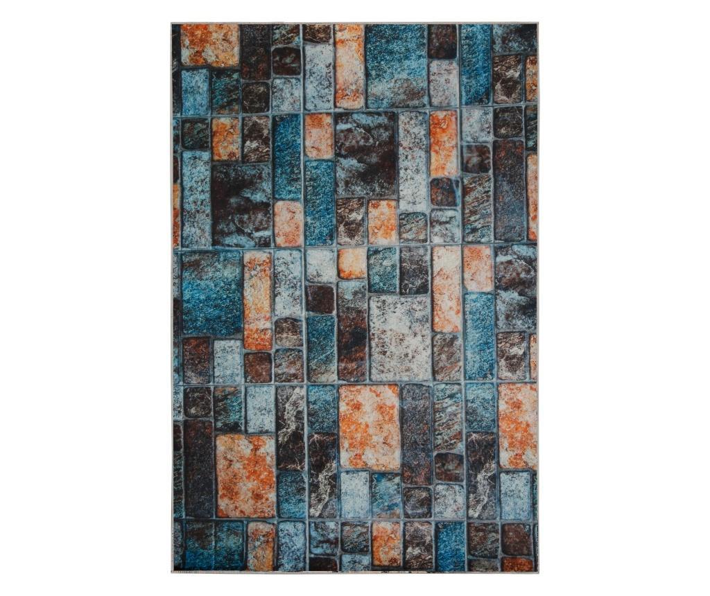 Covor Harlan 80x150 cm - Homefesto, Multicolor