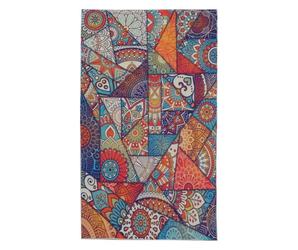 Covor Chana 120x180 cm - Homefesto, Multicolor