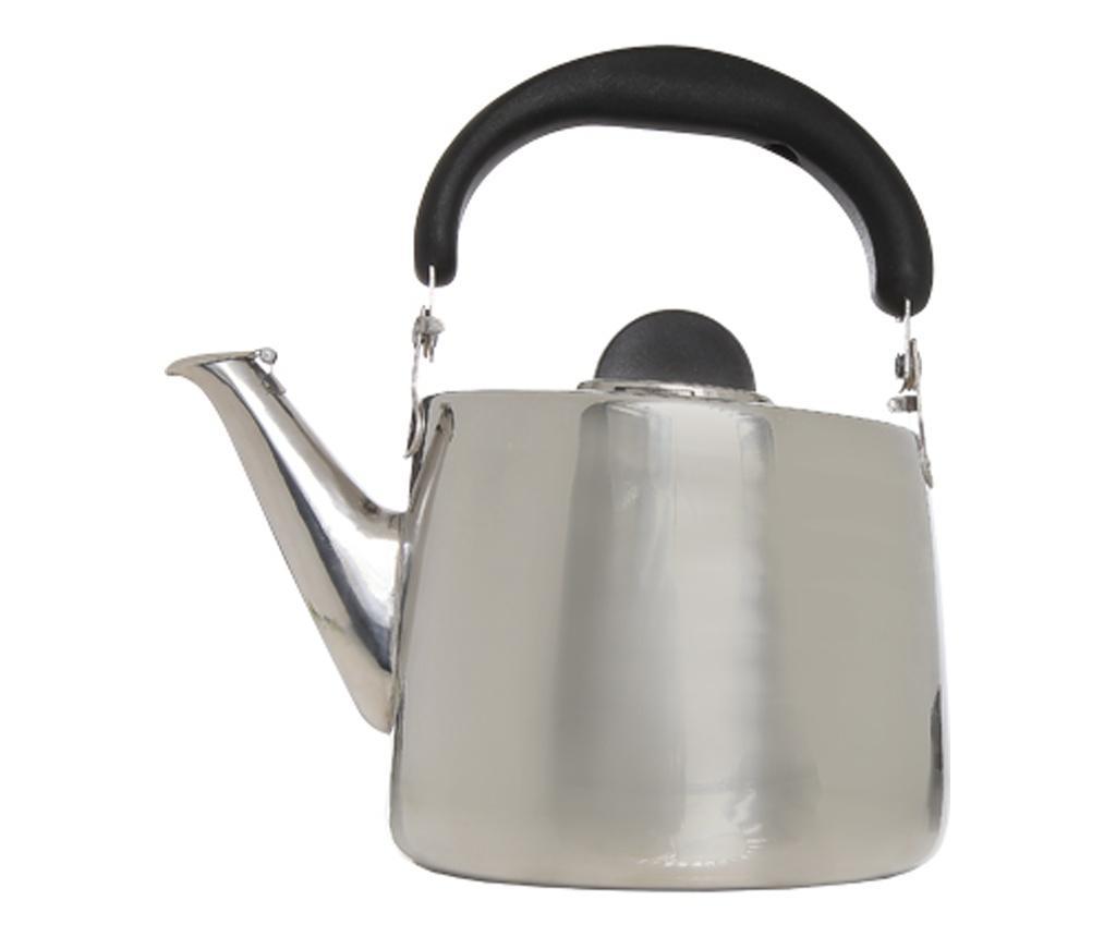Ceainic 4 L - Cosy & Trendy, Gri & Argintiu
