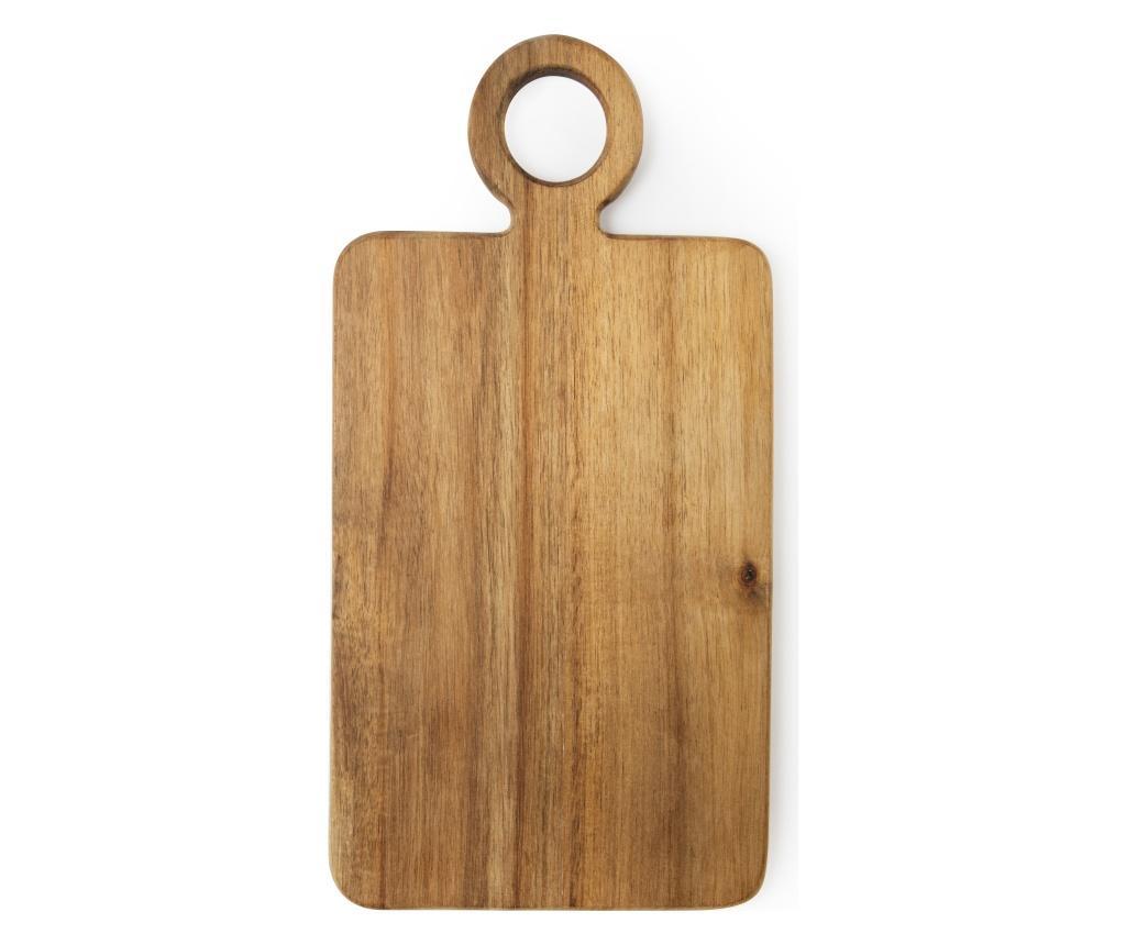 Tocator Real wood M - Excelsa, Crem