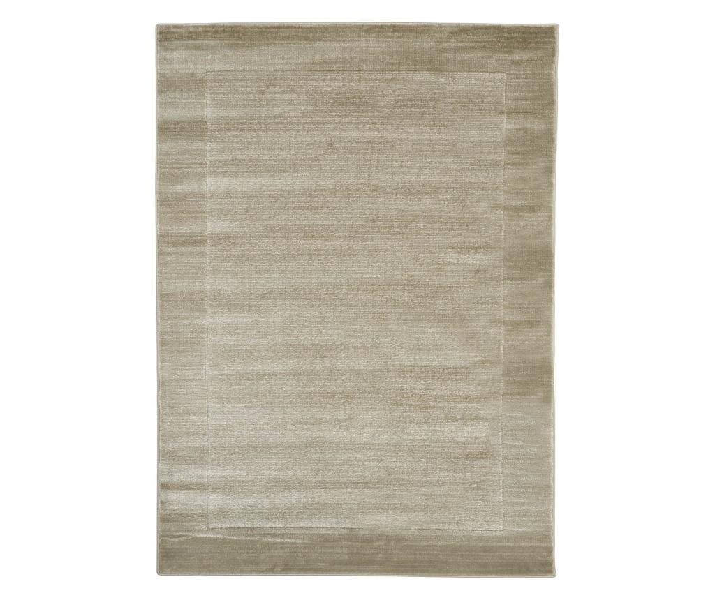 Covor Boho Sienna Grey 80x150 cm - Floorita, Gri & Argintiu