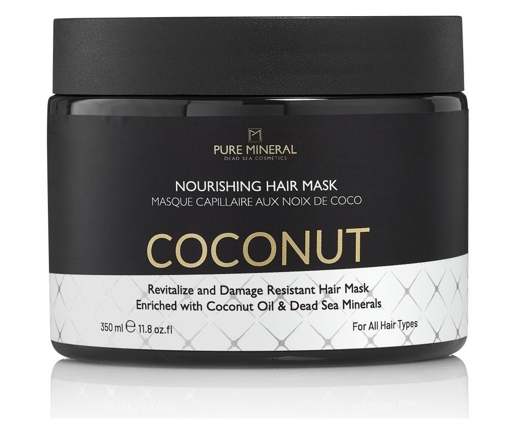 Masca de par Pure Mineral Coconut 350 ml - Pure mineral