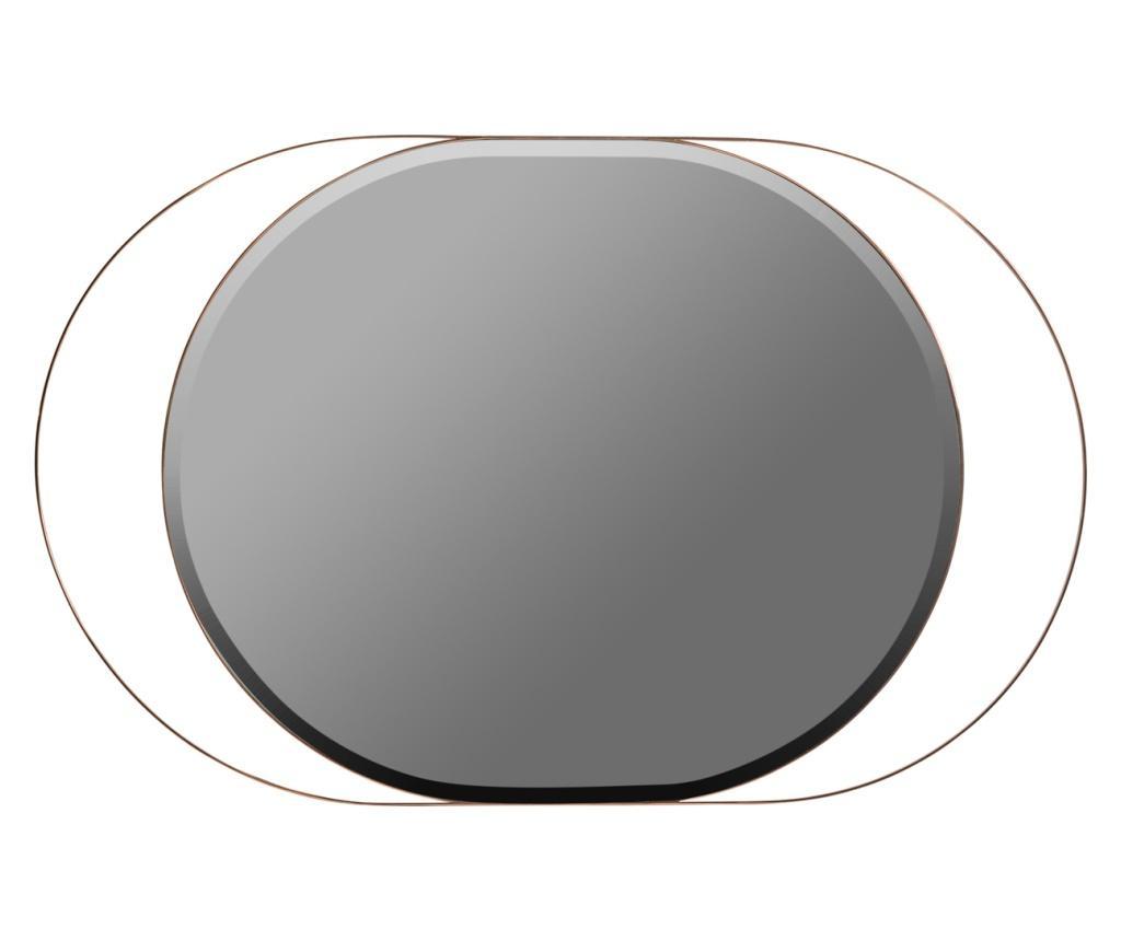 Oglinda Black Fussion Galben Auriu