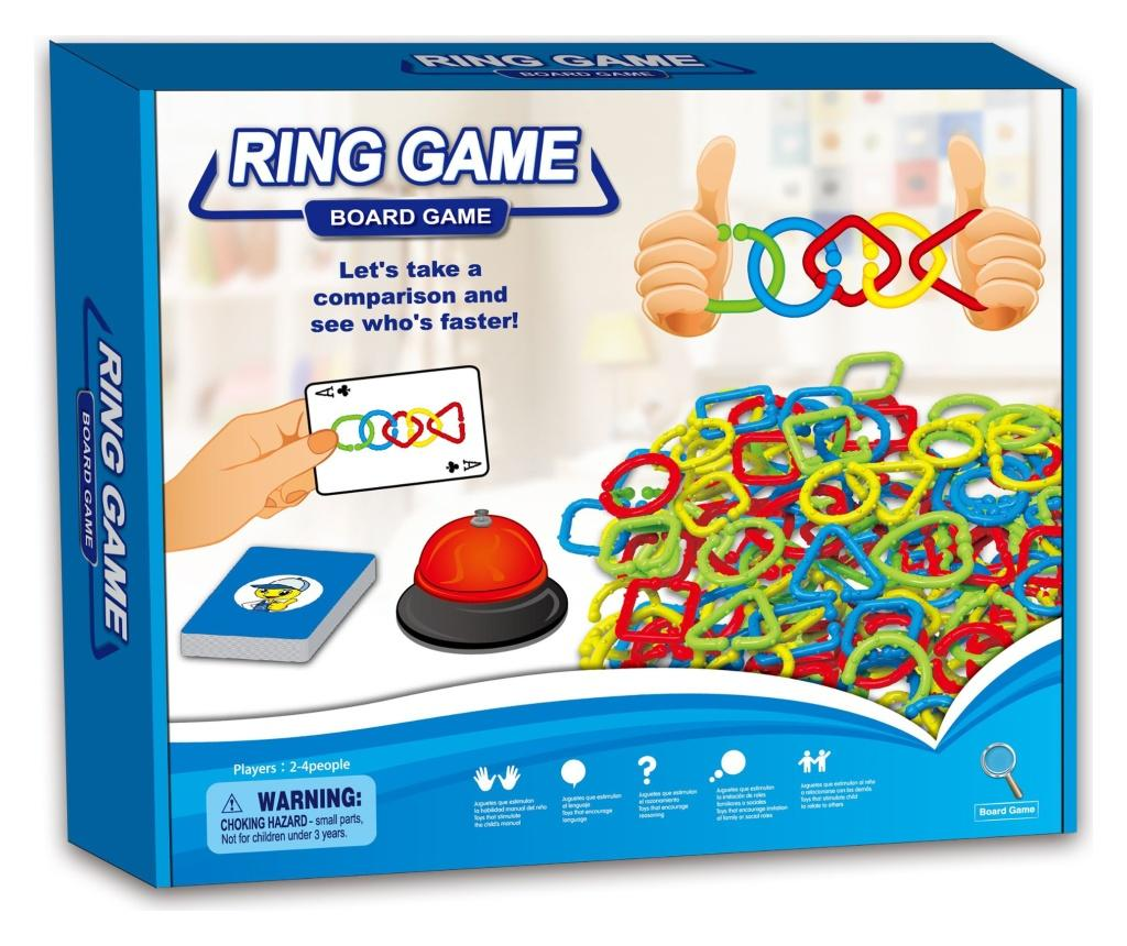 Joc Ring Up: Ouch Game - Juguetes BP, Multicolor