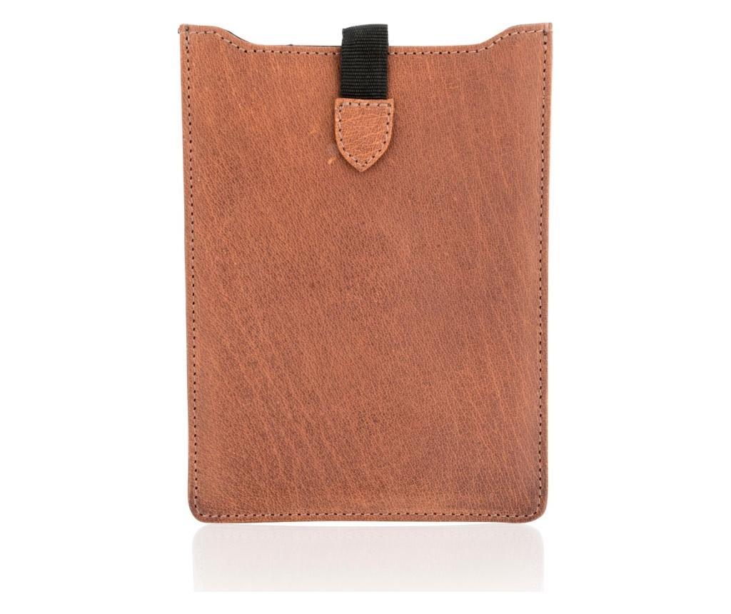 Husa pentru tableta Woodland Tan - Woodland Leathers, Maro