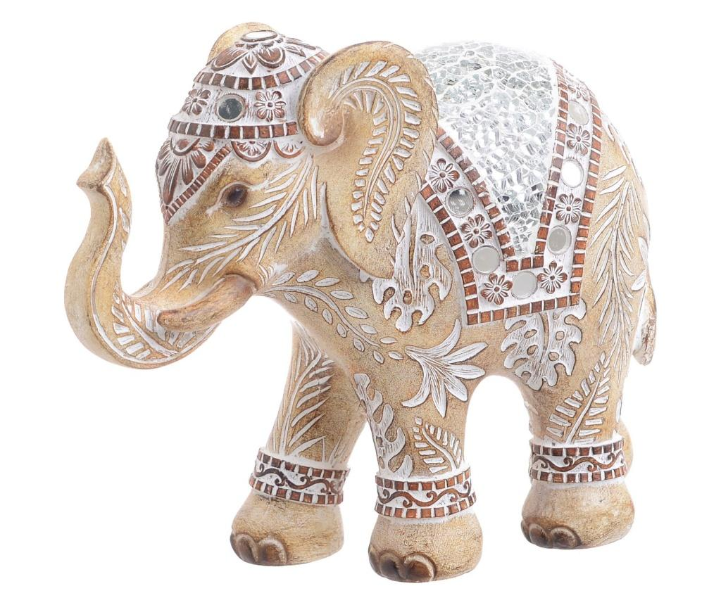 Decoratiune Lucky Elephant M - inart, Maro