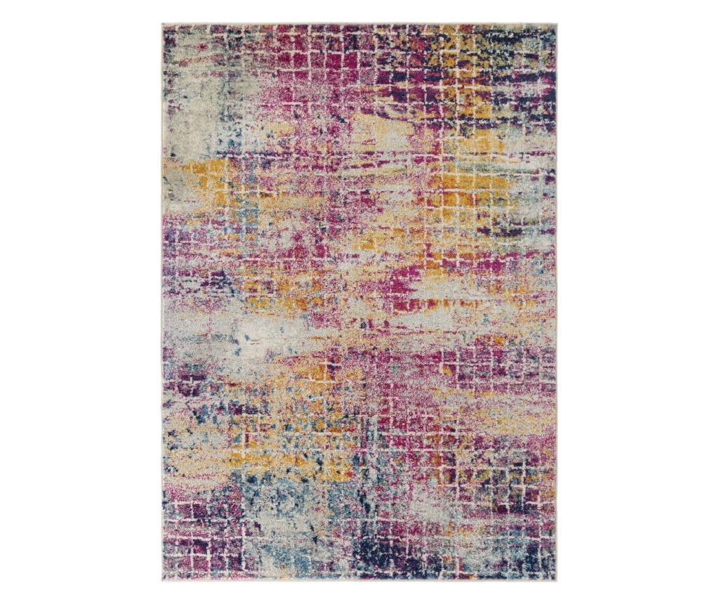 Covor Urban Abstract 100x150 cm - Flair Rugs, Albastru