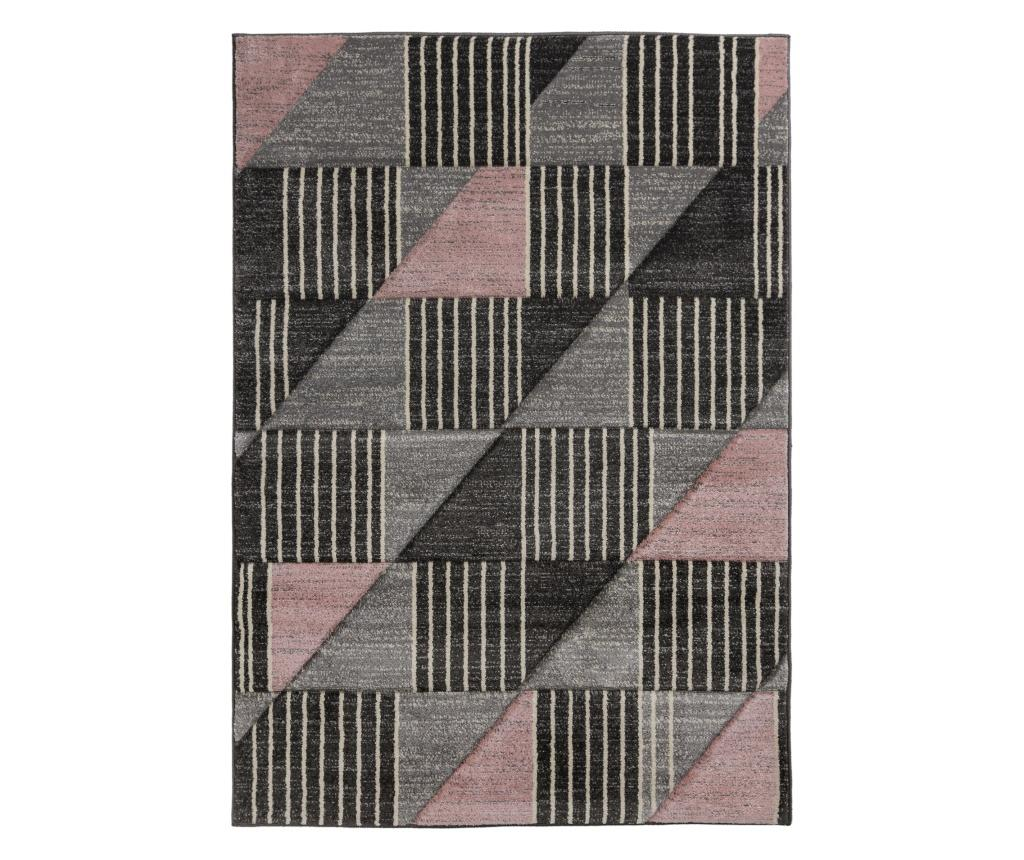 Covor Velocity 200x290 cm - Flair Rugs, Gri & Argintiu