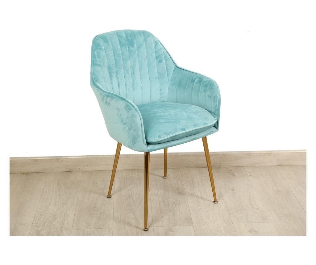 Fotelj Karla Light Blue