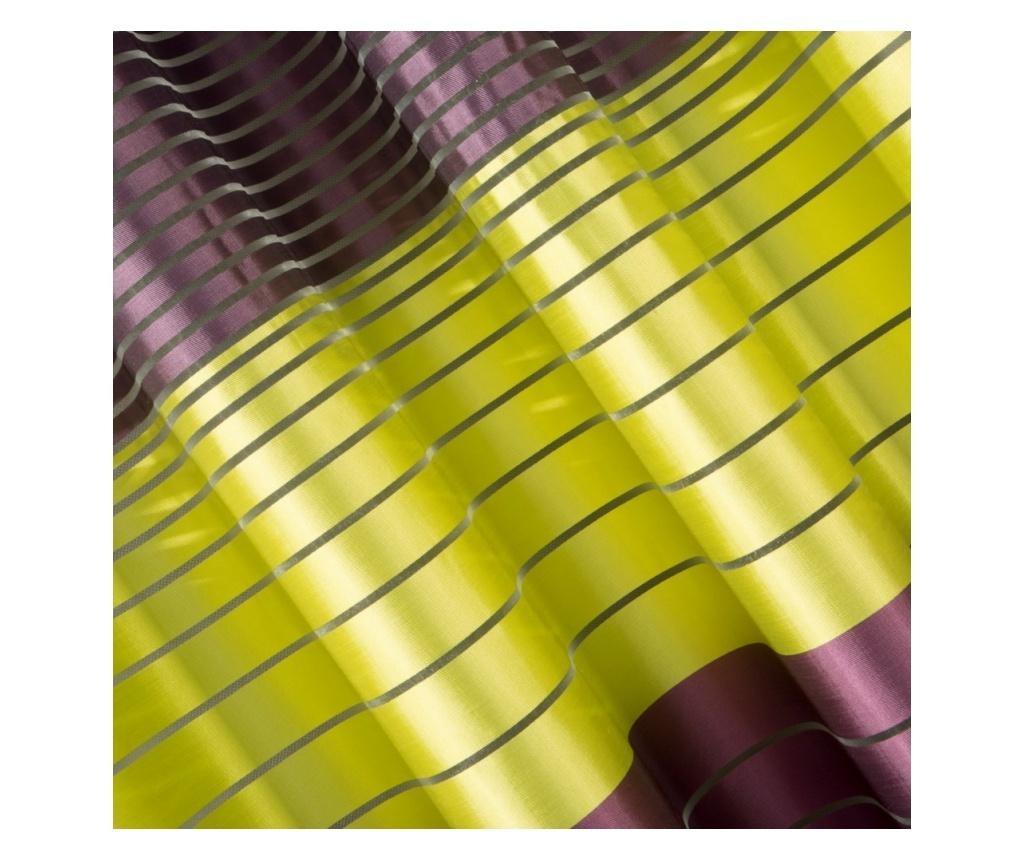 Завеса Erin Dif Violet Yellow 140x250 см