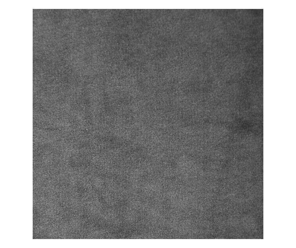 Závěs Velvet Steel 140x250 cm