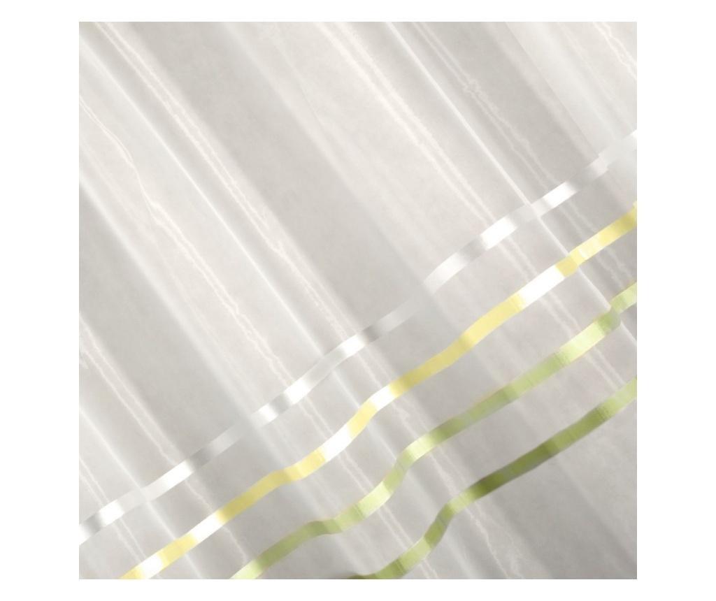 Перде Gabi Cream Green 250x295 см