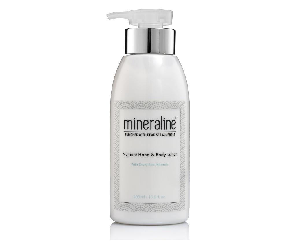 Lotiune pentru maini si corp Mineraline Nutrient 400 ml