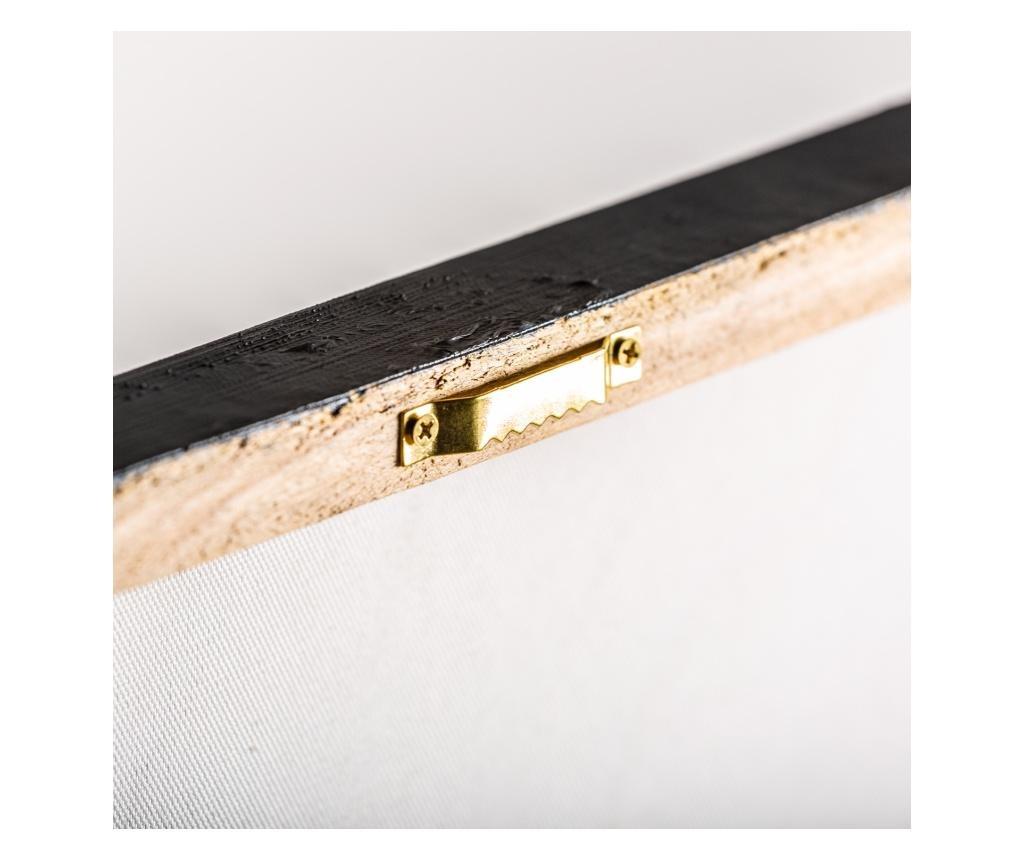 Gold-Black Kép 82x122 cm