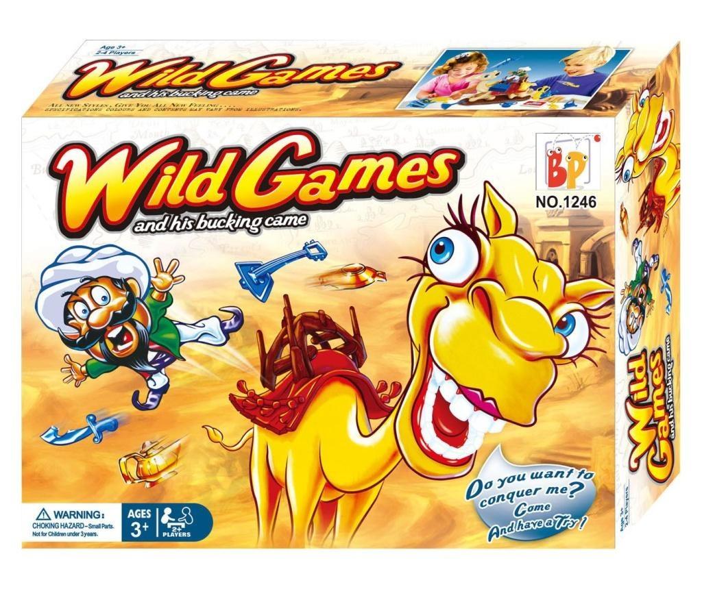 Wild Games And His Bucking Came Játék