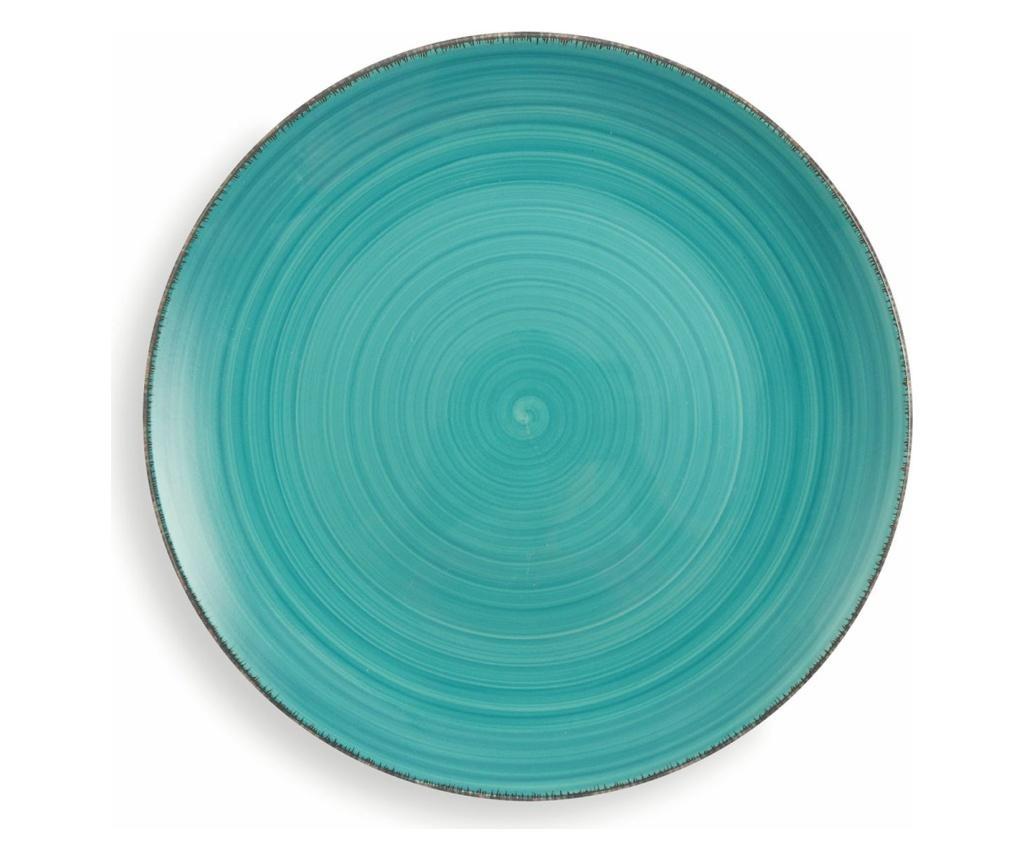 Baita Turquoise 6 db Gyümölcsös tányér
