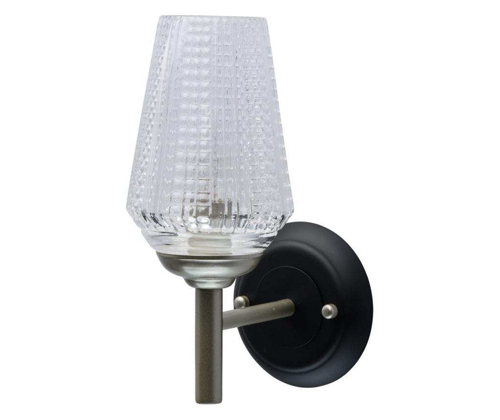 Aplica de perete Alghero - Classic Lighting, Alb,Gri & Argintiu