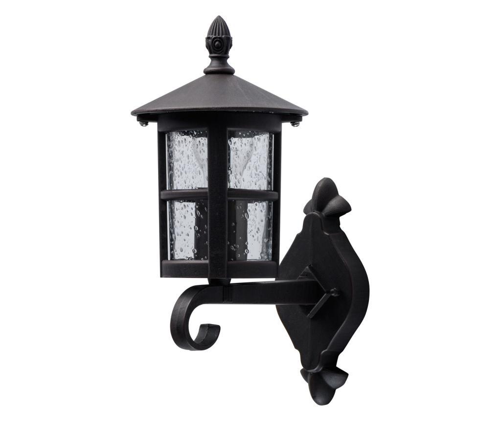 Aplica de exterior Glasgow - Functional Lighting, Alb,Negru