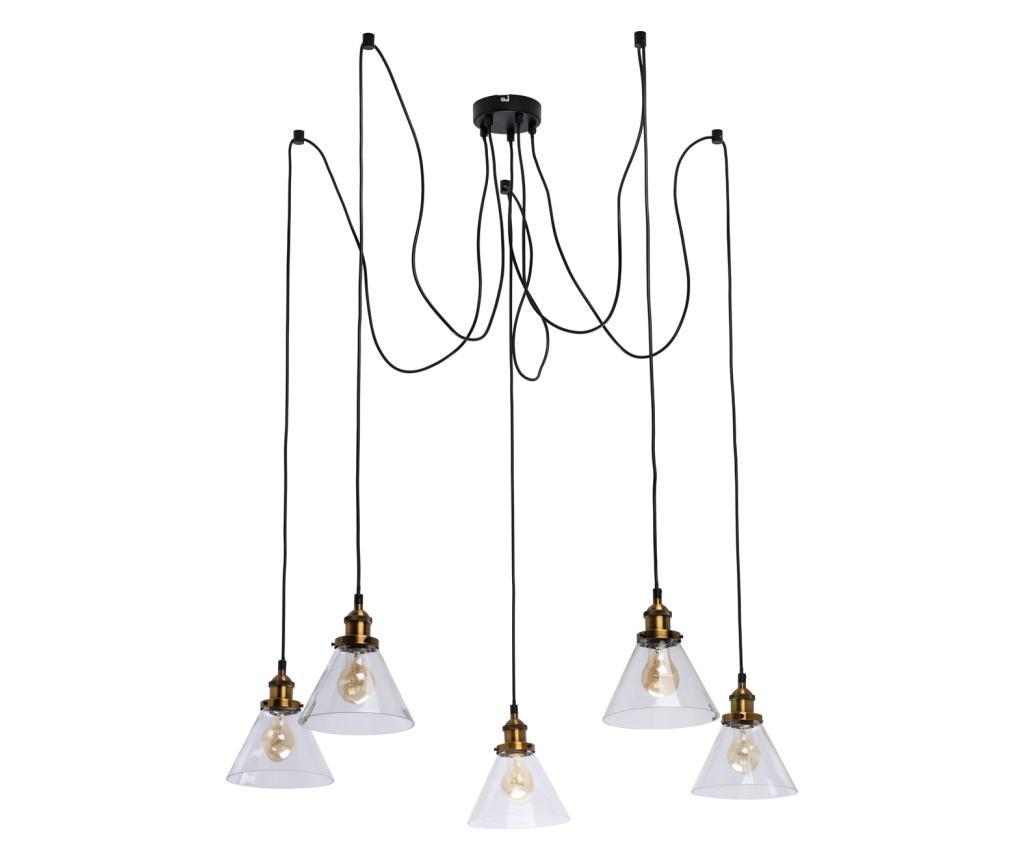 Lustra Fusion - Classic Lighting, Galben & Auriu