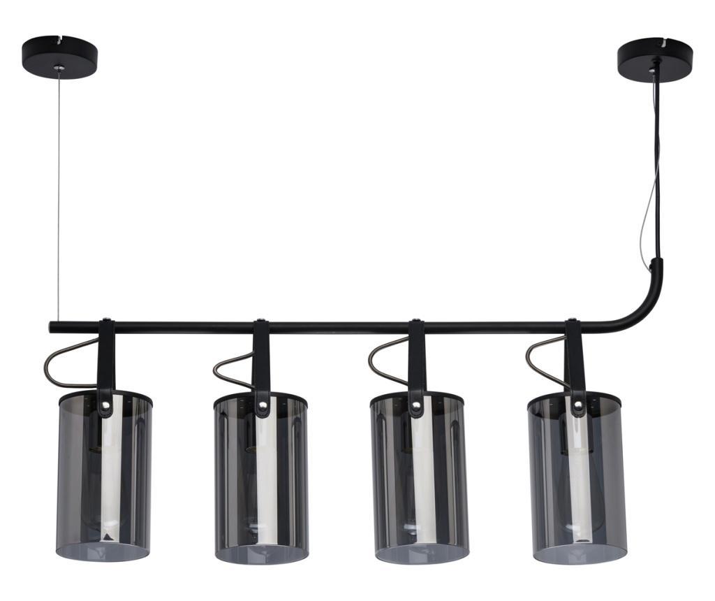 Functional Lighting Lustra Alpha Black Negru