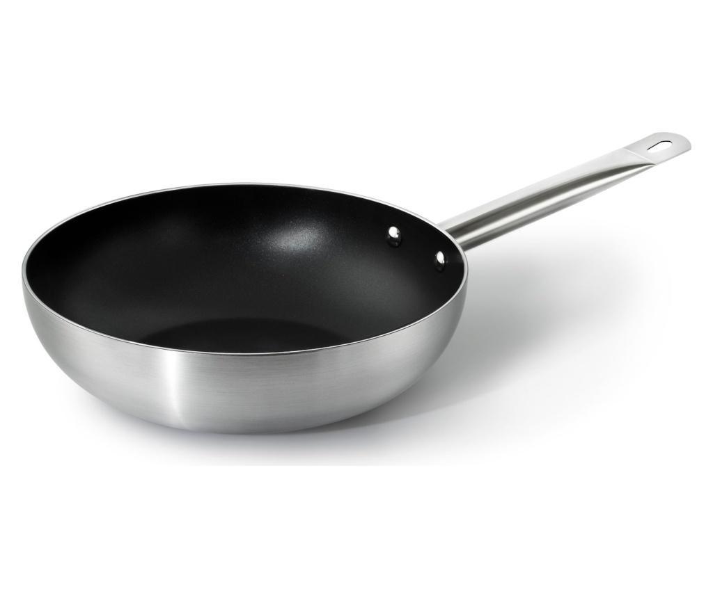 Tigaie Wok Cucinart - Promab, Negru