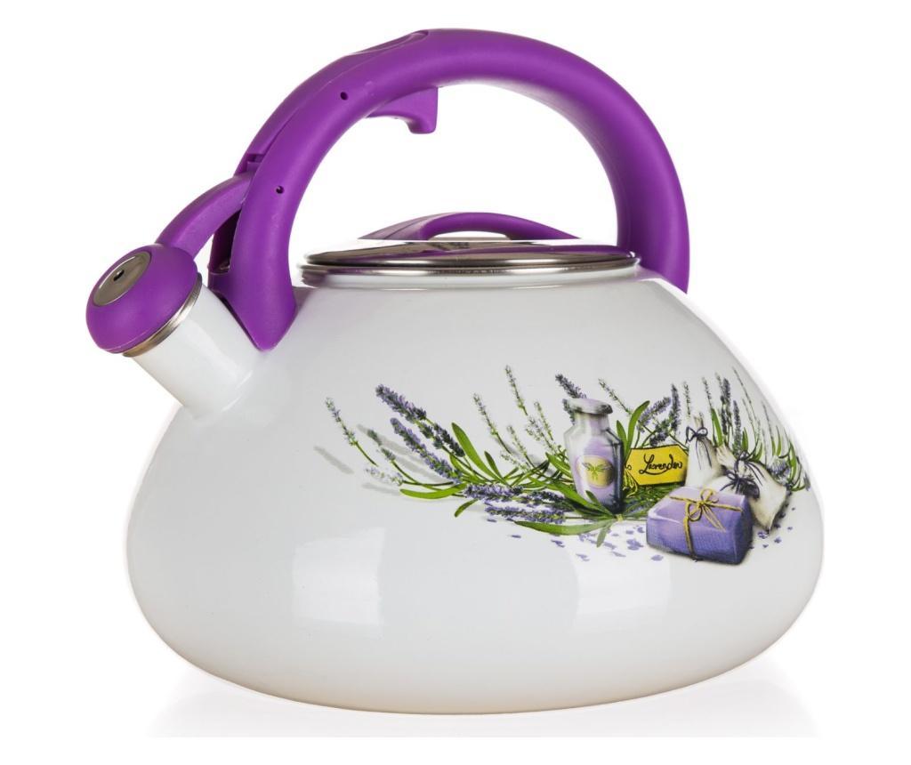 Fierbator electric Lavender 3 L - Banquet, Alb,Mov