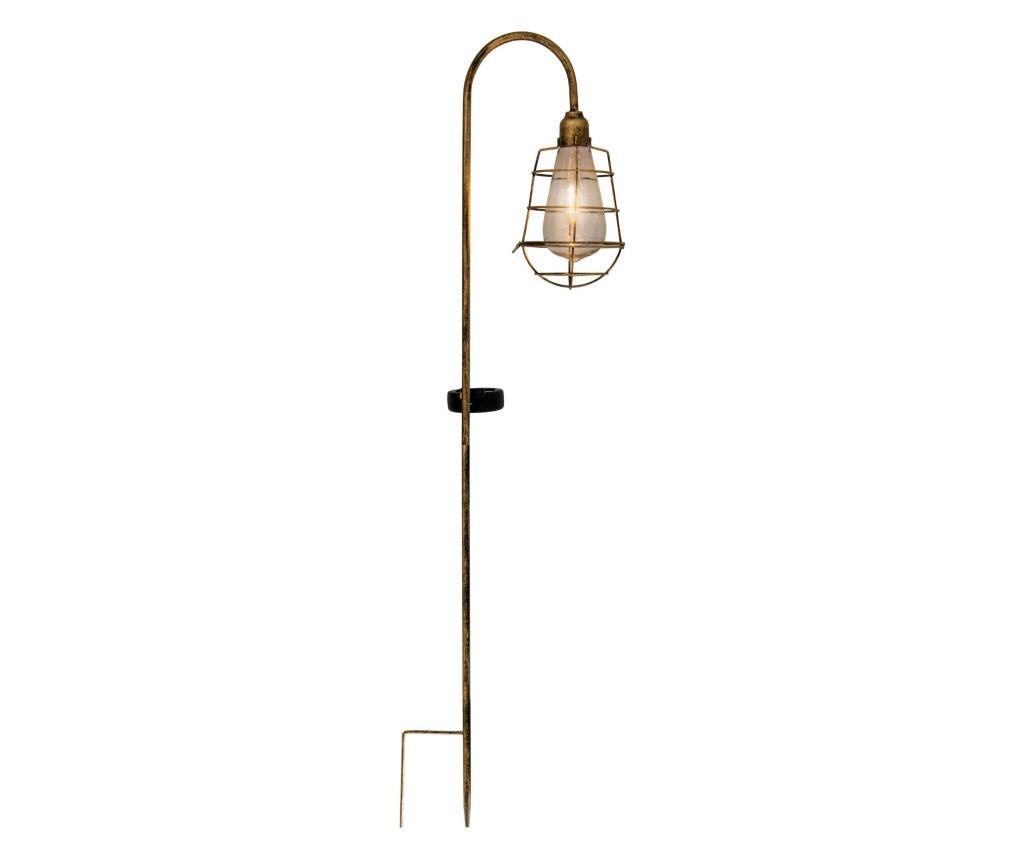 Lampa solara de exterior cu LED - Näve, Multicolor